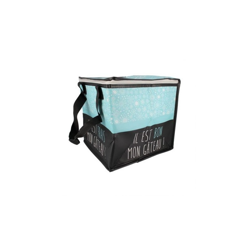 cooler bag for cakes, transport