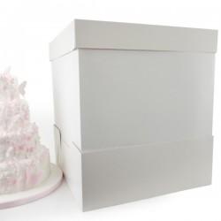 Boîte à gâteau de 35x35cm sur 45.5cm de haut