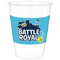 cups, fornite, video game, birthday, decoration, battle royal