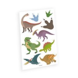 tattoo, dinosaurier, happy dinosaur, Geburtstag, Animationspiele