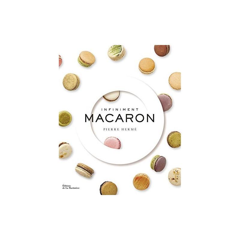 livre, macaron, pierre hermé