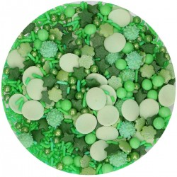 Sprinkles Green Medley