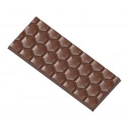 Schokoladenform Tafel Bienenstock