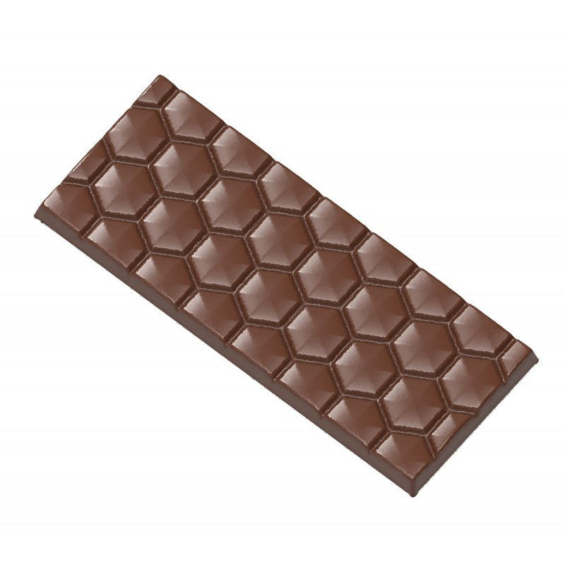 Chocolate mould tablet Honeycomb