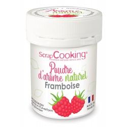 Natural flavor powder - Raspberry