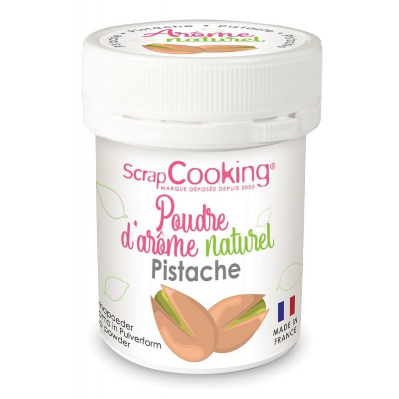 Natural flavor powder - Pistachio
