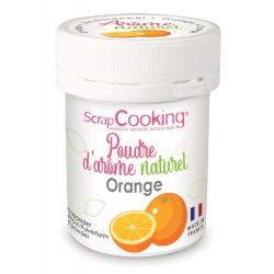 Natural flavor powder - Orange