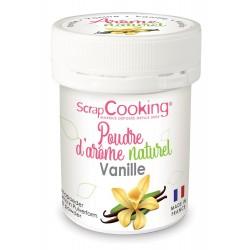 Natural flavor powder - Vanilla