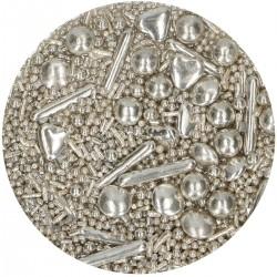 Sprinkles silver Medley