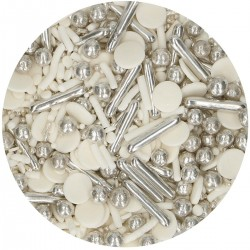 Sprinkles Silver Chic Medley