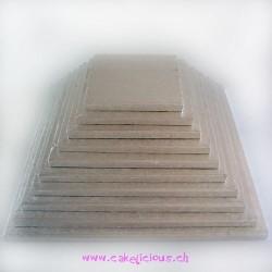 Plateau carré 35 x 35 cm - 10 mm