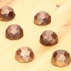 moule, chocolat, diamant