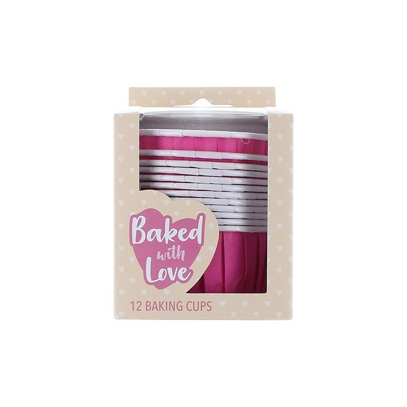 baking cups, cupcakes, pink,