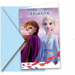 cards, invitation, frozen