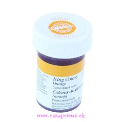 "Gel Colorant ""Orange"""