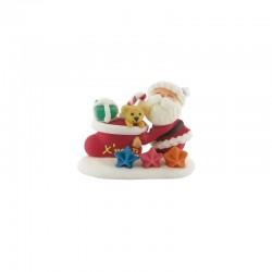 essbaren dekor, Weihnachtsmann, Geschenken, Zucker
