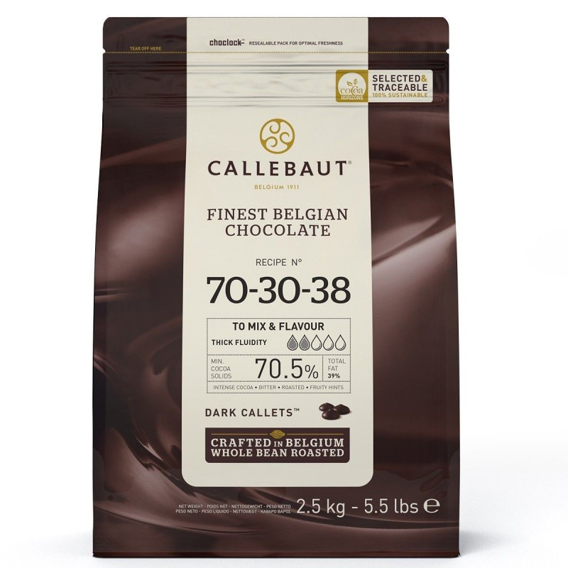 Chocolate Callets - Extra Dark