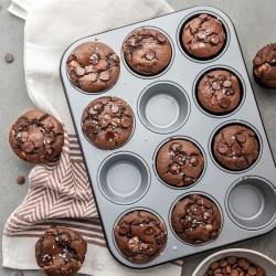 Backform, muffin. cupcakes, standard