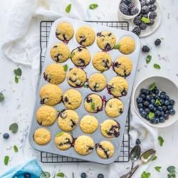 Backform für Mini Cupcakes, muffins, Kekse