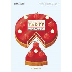 Livre, le petit manuel de la tarte, book, french