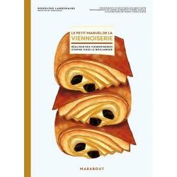 """Livre """"Le petit manuel de la viennoiserie"""""""