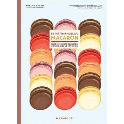 """Livre """"Le petit manuel du macaron"""""""