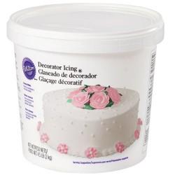 Decorator Icing White - 2kg tub