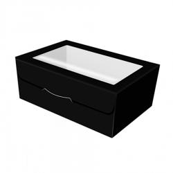 Boîtes à biscuits - Noire