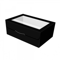 Cookies boxes - Black