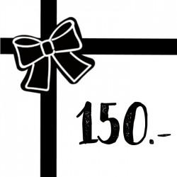 Bon cadeau 150chf