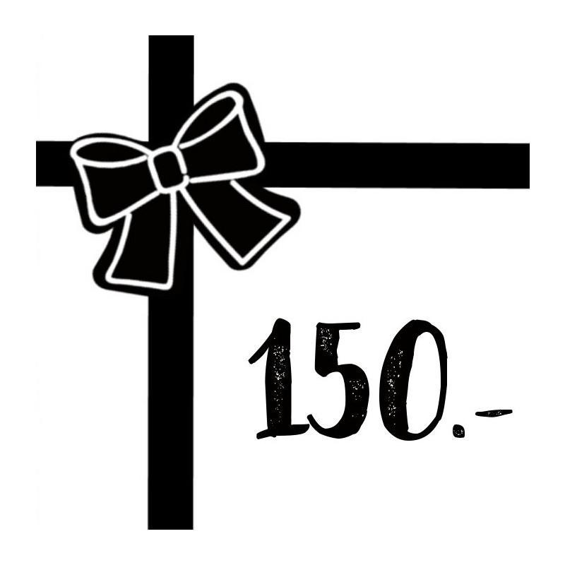 Geschenkgutschein 150chf