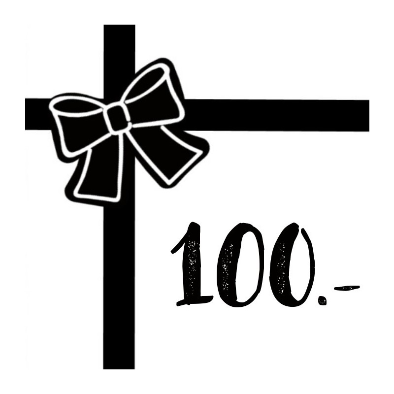Gift voucher 100chf