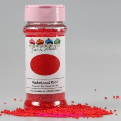 "Nonpareils ""Red"" 80 gr"