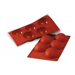 Demi sphères 8cm - Moule en silicone