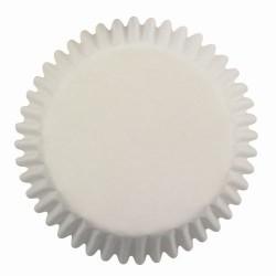 Caissettes blanches pk/60