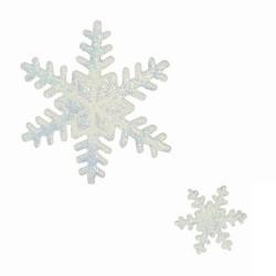 """Flocon de neige"" Set/3"