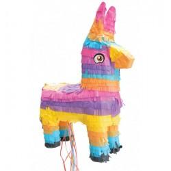 """Piñata """"Regenbogen-Lama"""""""