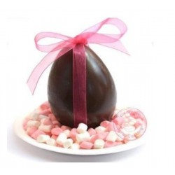 Moule pour oeuf en chocolat en PVC