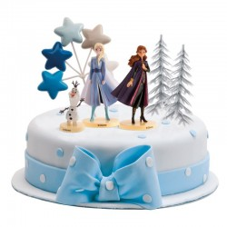 "Cake deco kit ""Frozen 2"""