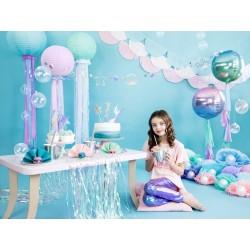 """Iridescent Garland """"Mermaid Party"""""""