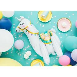 "Foil Balloon ""Llama"""