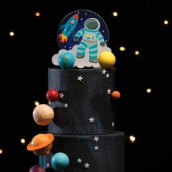 "Cake Topper ""Spaceman"""