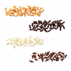 Chocolate chips - various sorts