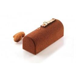 """Dessertform """"Mini Bûche"""" aus Silikon"""
