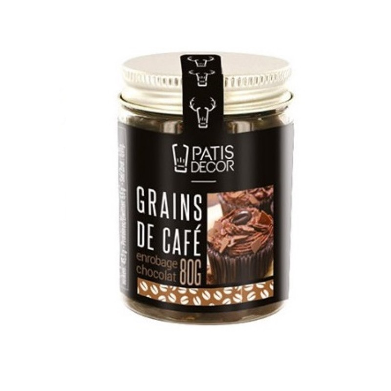 Coffee Beans in chocolate