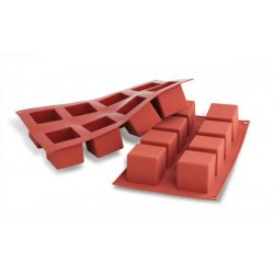 Cube 5cm - Moule en silicone