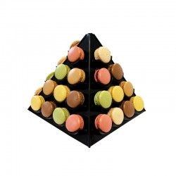 "Display ""Pyramid"" for 40 Macarons"