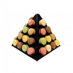 "Présentoir ""Pyramide"" pour 40 macarons"