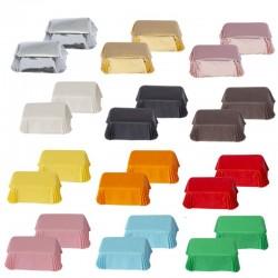 """Mini caissettes pour """"Mini Cakes"""" en papier"""