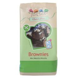 Mix pour Brownies sans Gluten 500gr